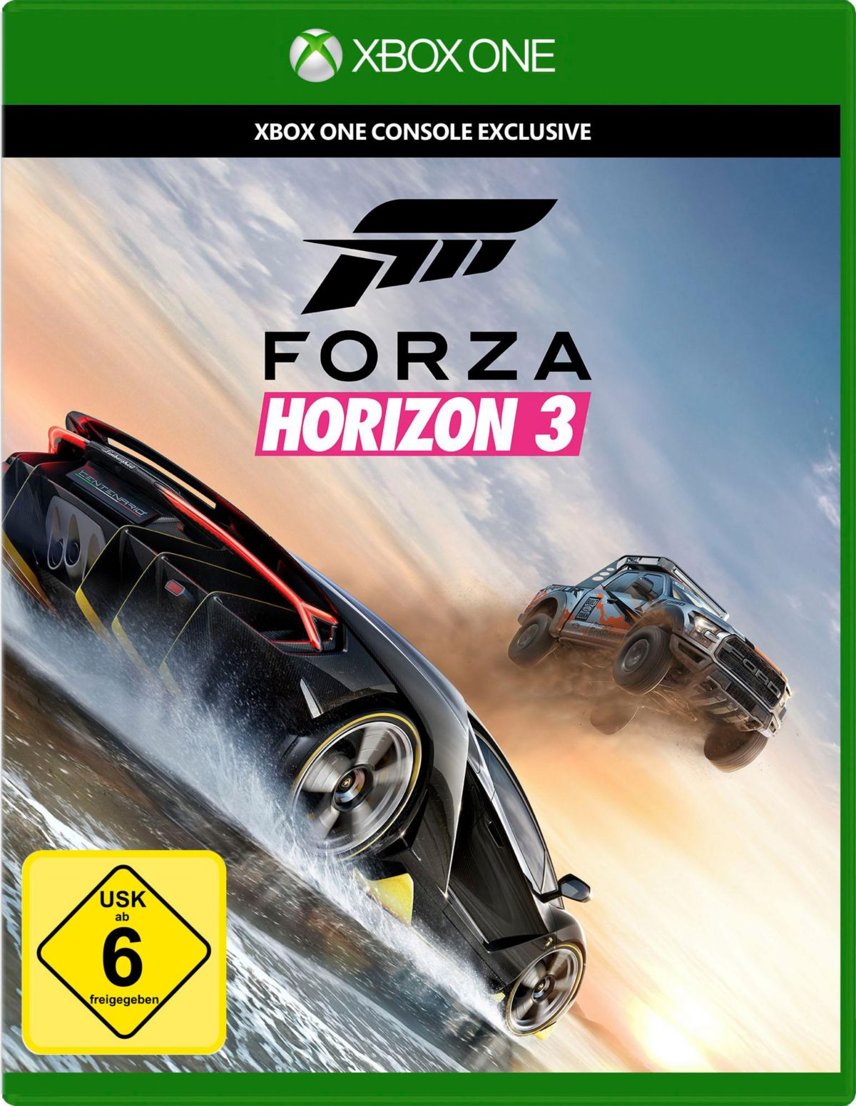 One Forza Horizon 3 Xbox One