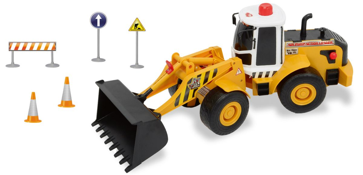 Dickie Toys Radlader, »Air Pump Loader«