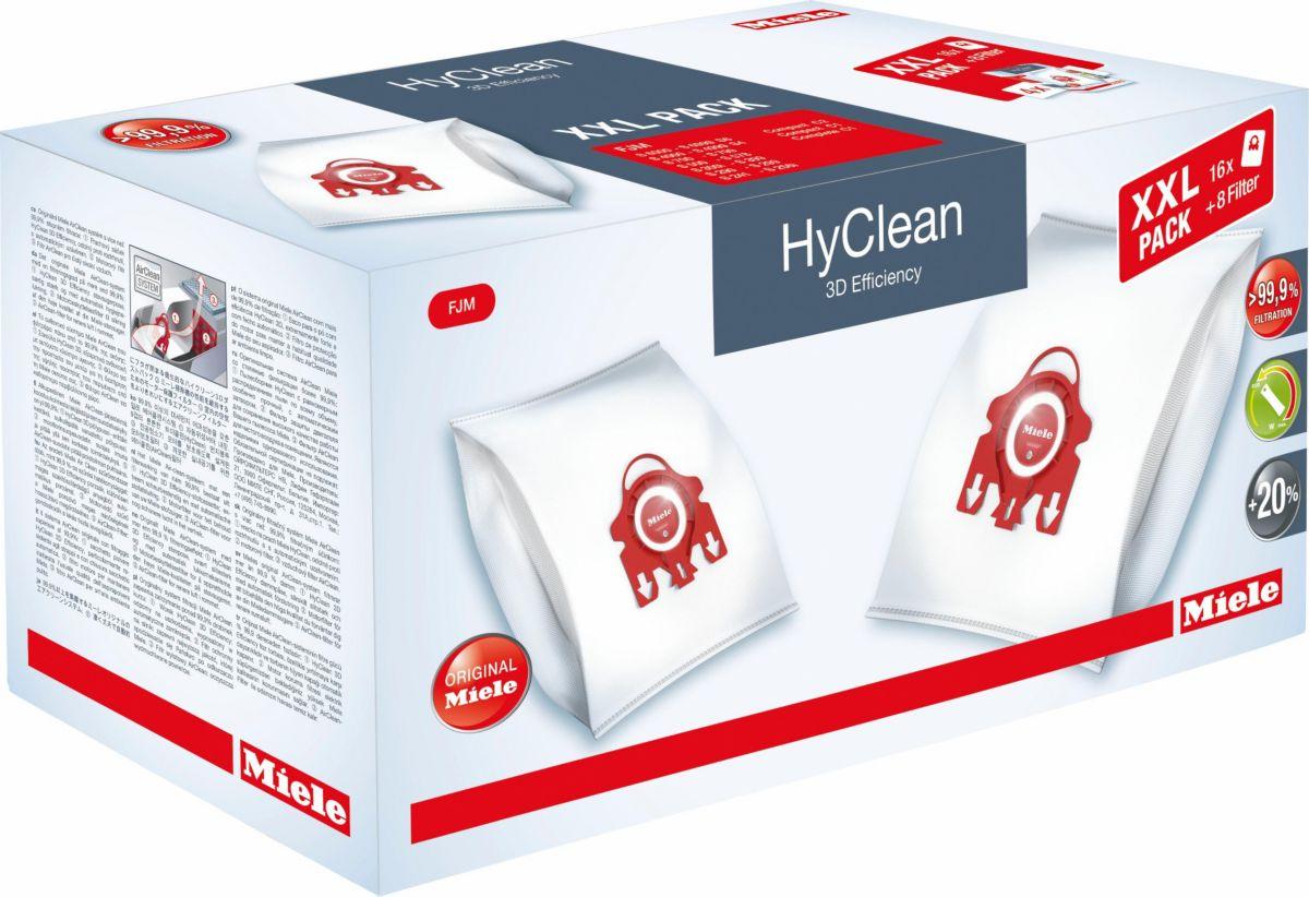 Miele Staubbeutel HyClean 3D Efficiency FJM XXL...
