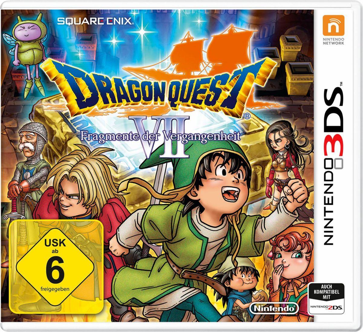 Dragon Quest VII: Fragmente der Vergangenheit N...