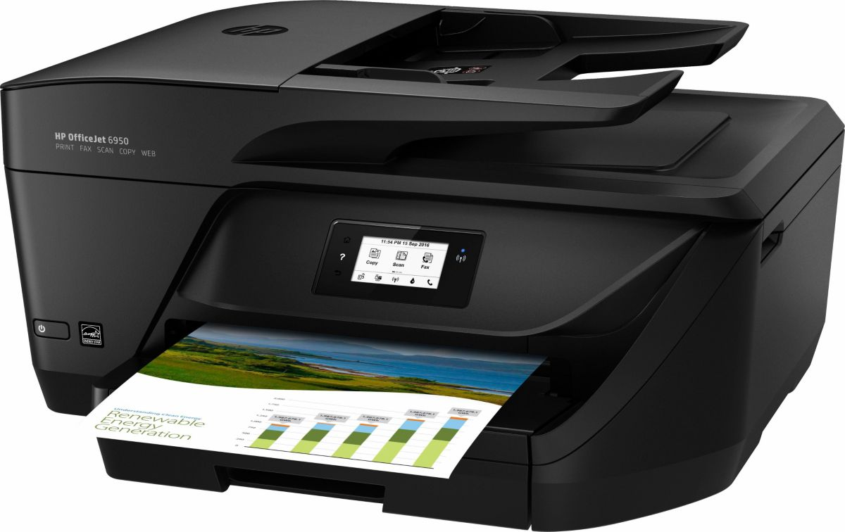 HP OfficeJet 6950 Multifunktionsdrucker
