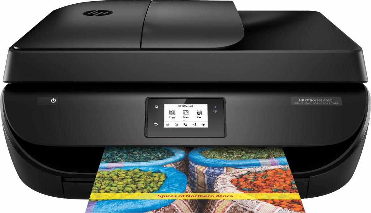 HP Officejet 4655 Multifunktionsdrucker