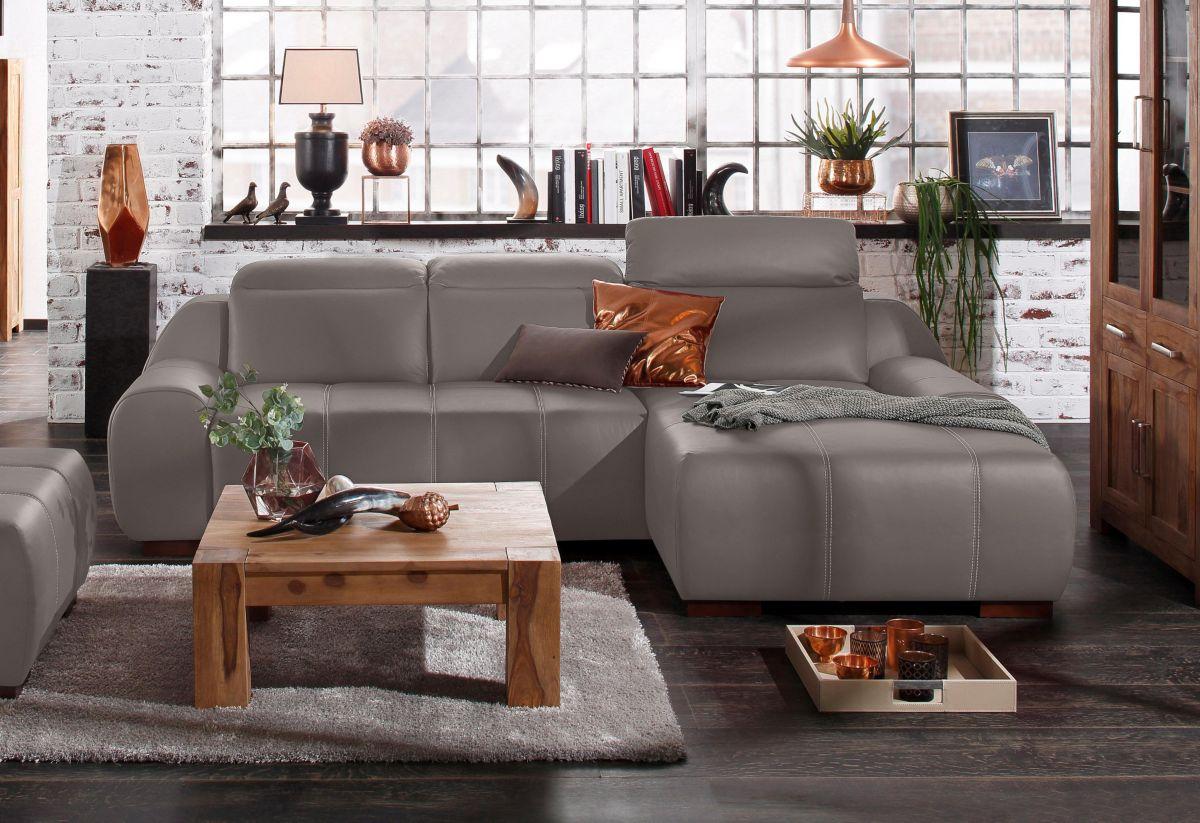 Premium Collection By Home Affaire Ecksofa Spirit Mit Recamiere Wahlweise Mit Bettfunktion