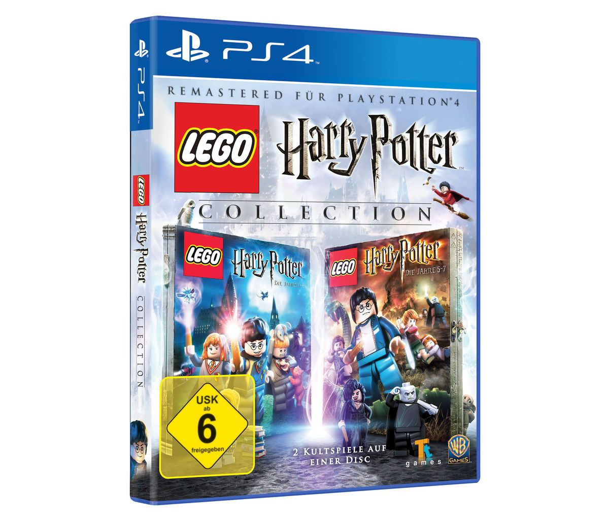 Warner Games Playstation 4 - Spiel »LEGO Harry ...