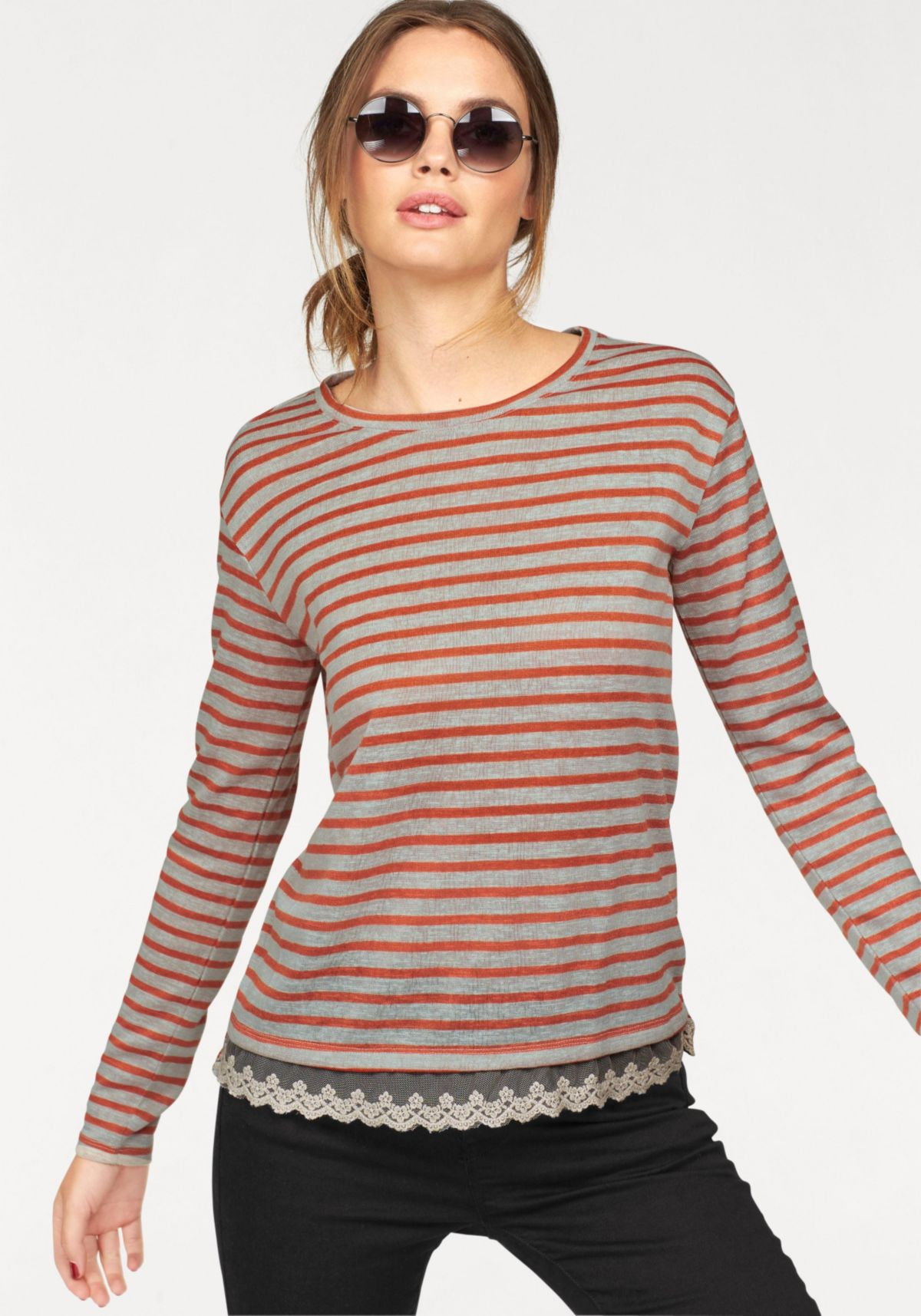 Only Strickpullover »GINA«