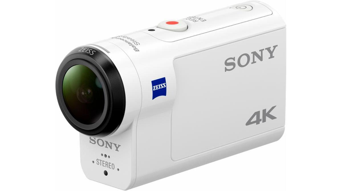 Sony FDR-X3000RFDI 4K (Ultra-HD) Actioncam, GPS...