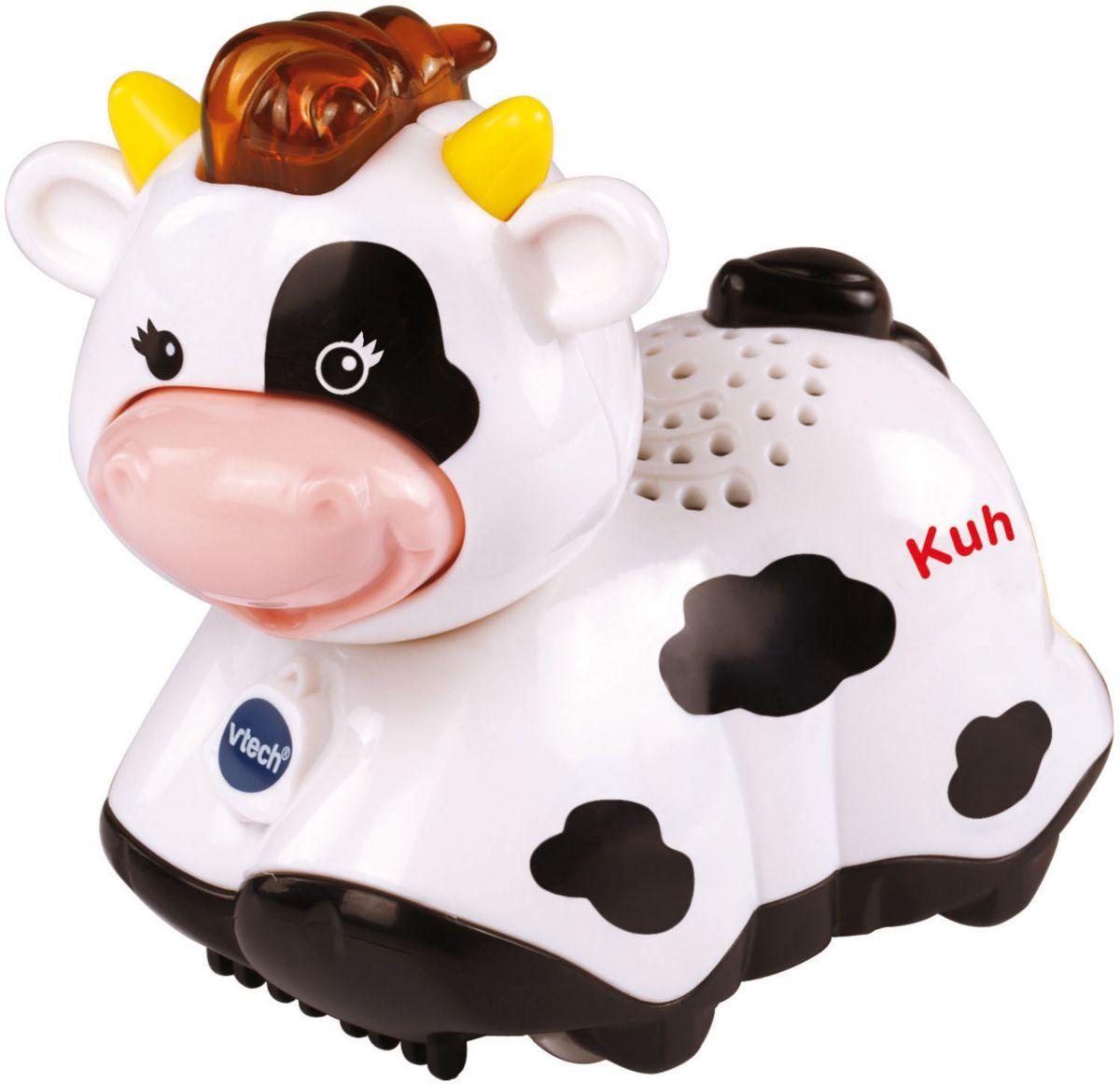 VTech Spielfigur mit Licht und Sound, »Tip Tap Baby Tiere Kuh«