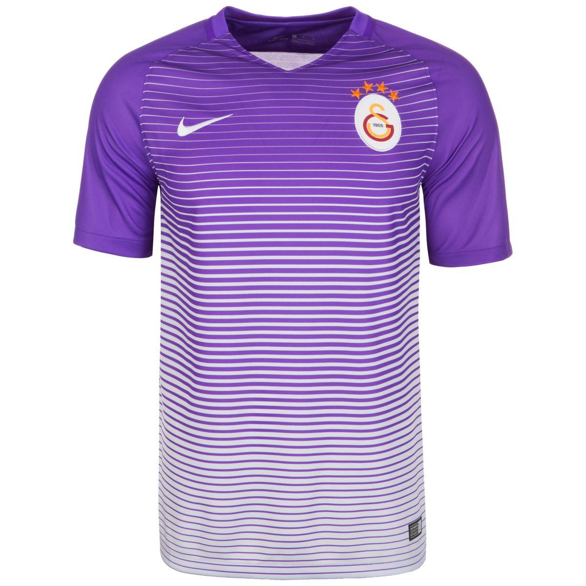 NIKE Galatasaray Istanbul Trikot 3rd 2016/2017 ...