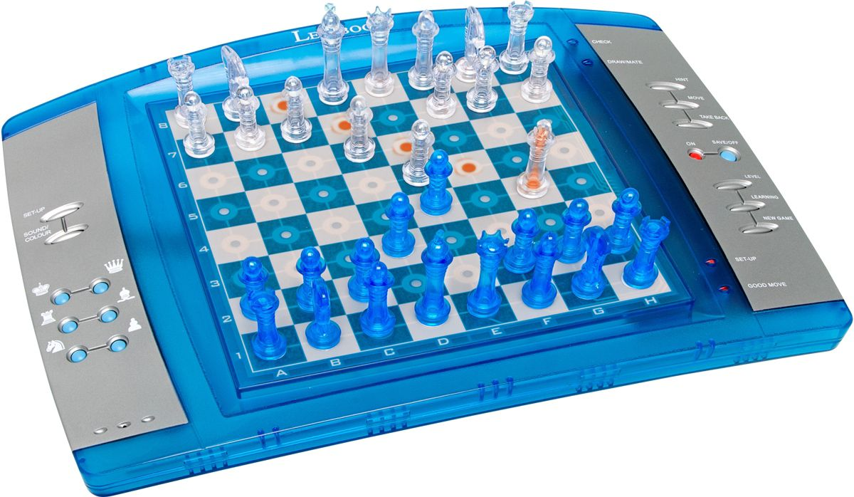 Lexibook, Elektronisches Schachspiel, »Chess Li...