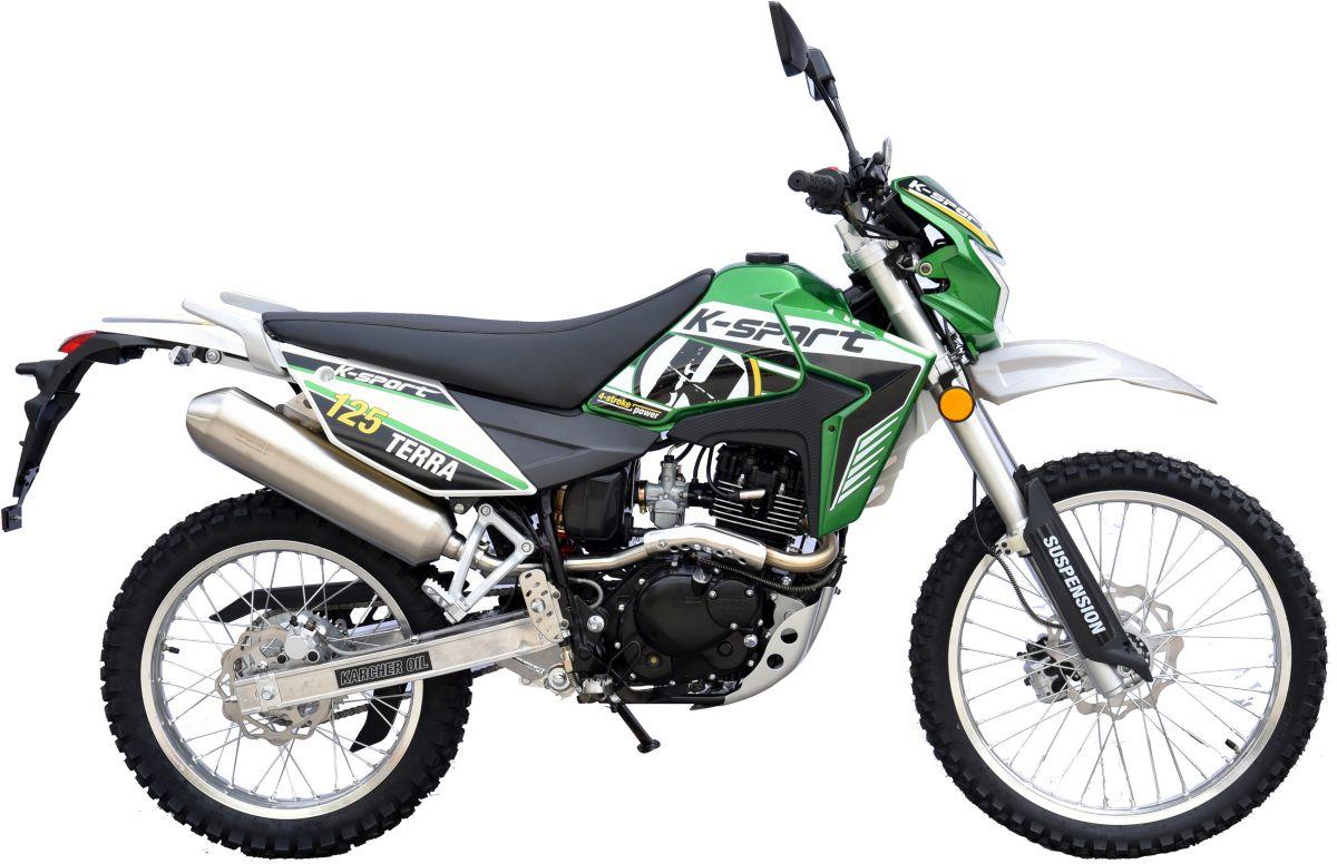 K-Sport Motorrad, 125 ccm, 99 km/h, 11,42 PS, »...