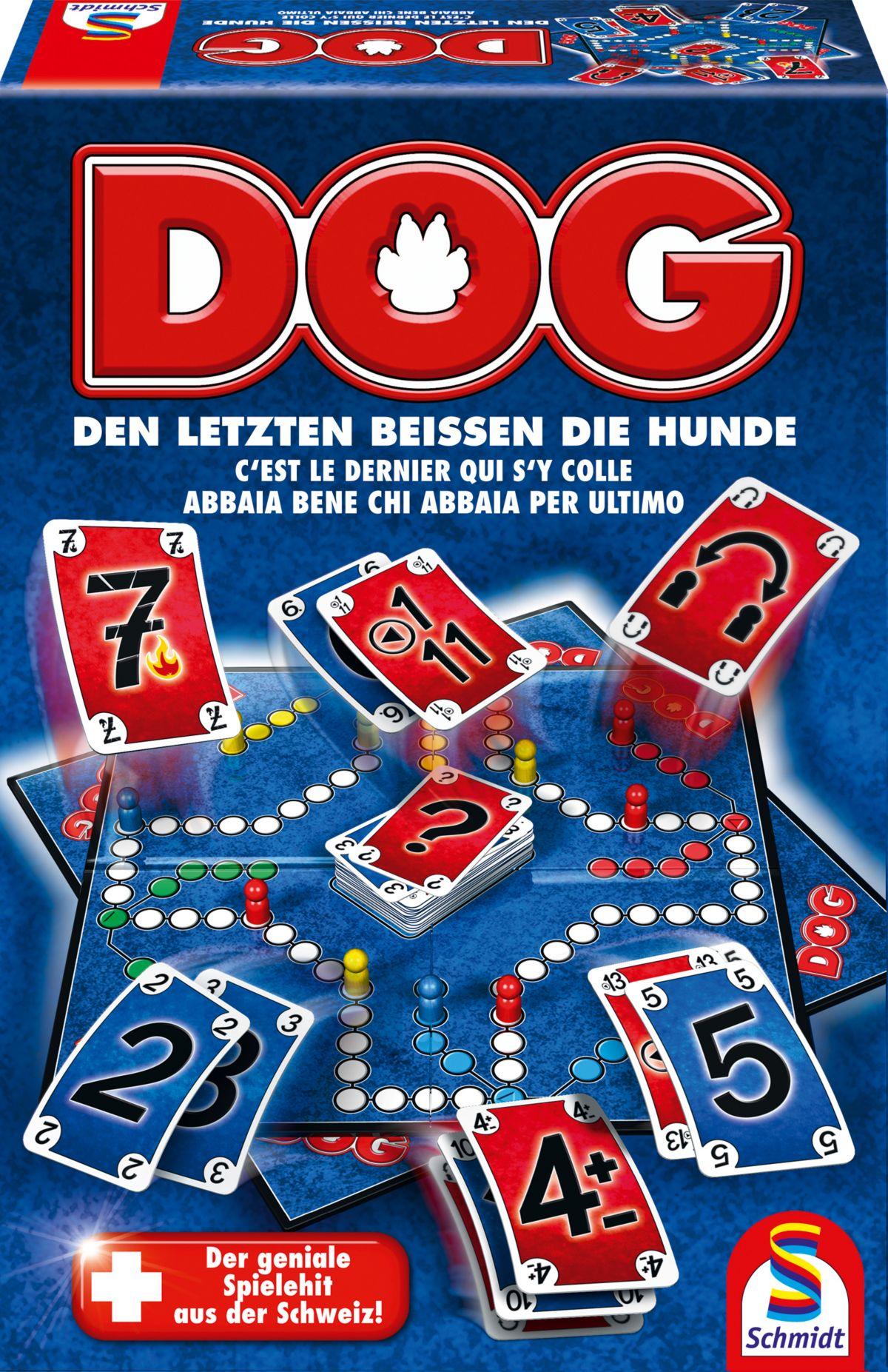 Schmidt Spiele Brettspiel, »DOG®«