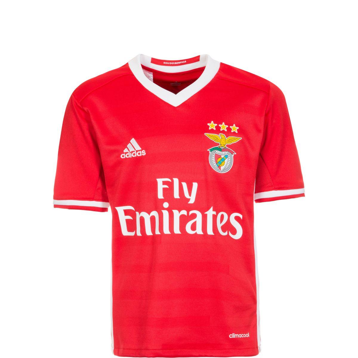 adidas Performance Benfica Lissabon Trikot Home...