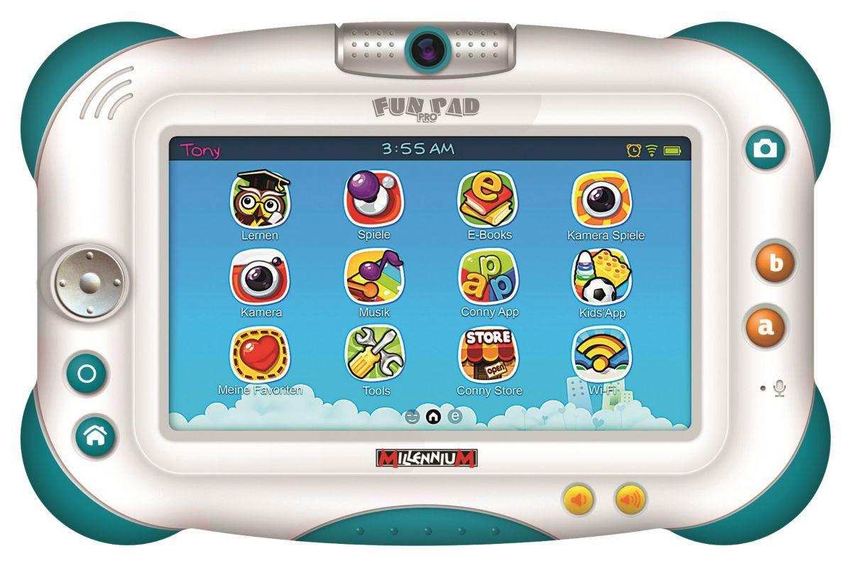Millennium Tablet - Spielecomputer »FunPad Pro ...