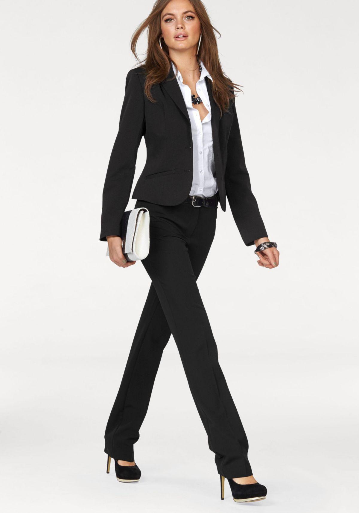 Melrose Anzug (Set, 2 tlg.) Preisvergleich