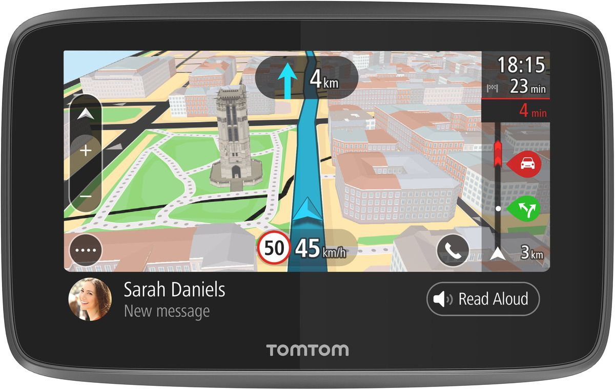 TomTom Navigationsgerät »GO 5200 World«