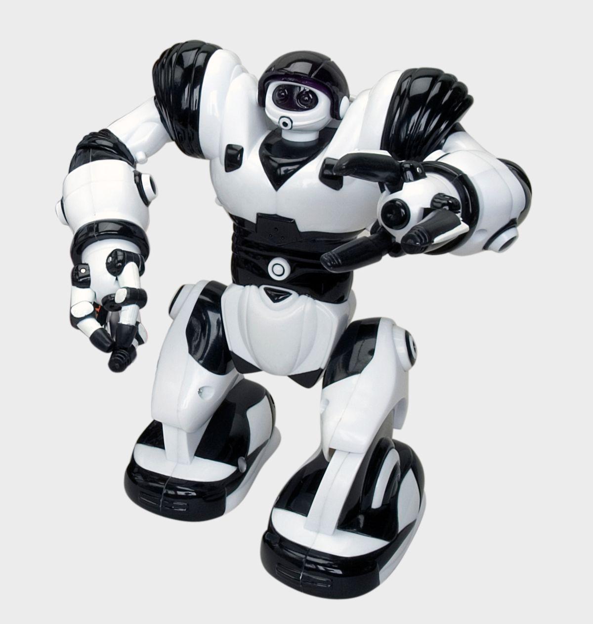 WowWee Laufender Roboter, »Mini Roboter Robosap...