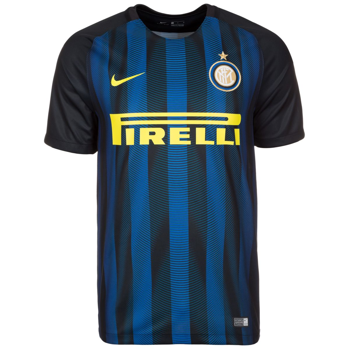 Nike Inter Mailand Trikot Home 2016/2017 Herren