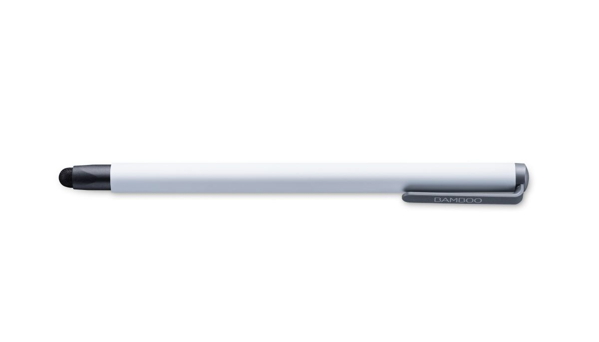 Wacom Tablet-Zubehör »BAMBOO STYLUS SOLO4 WHITE«