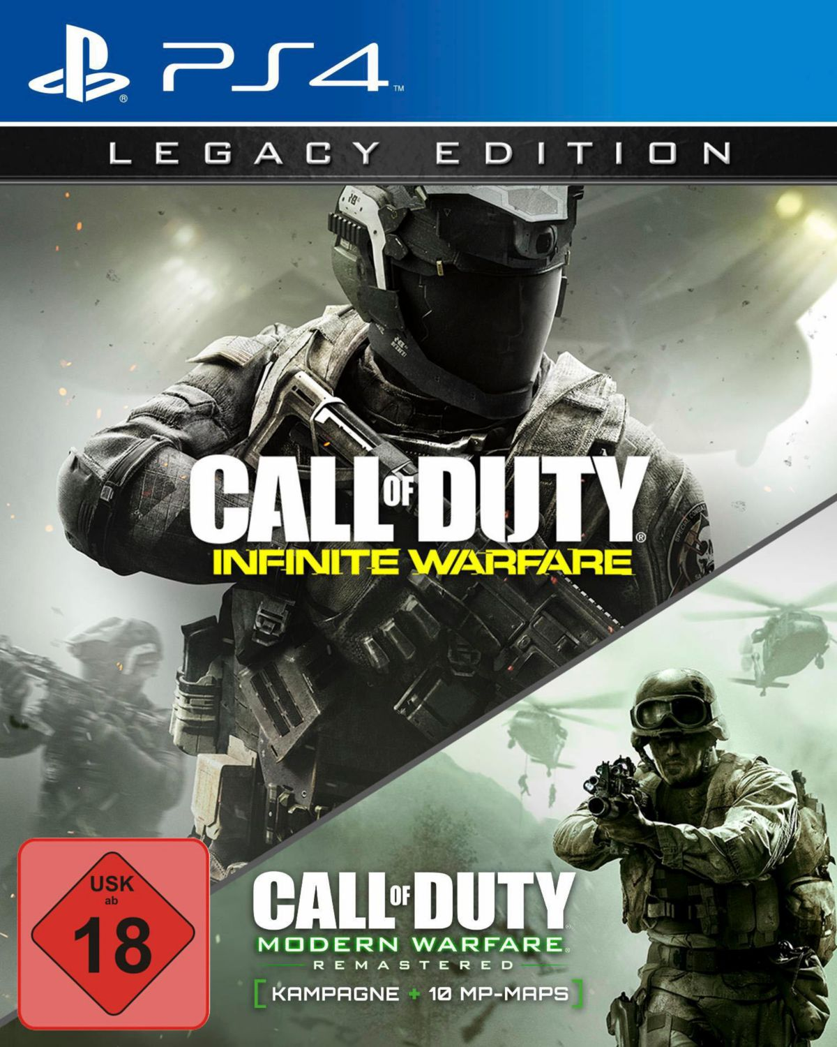 Call of Duty: Infinite Warfare Legacy Edition P...