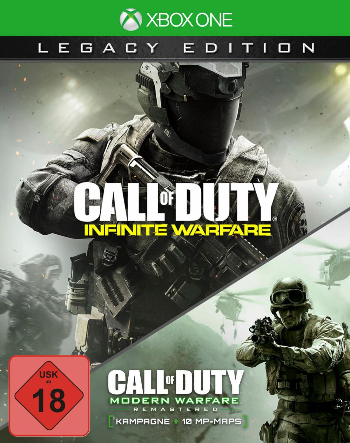 Call of Duty: Infinite Warfare Legacy Edition X...