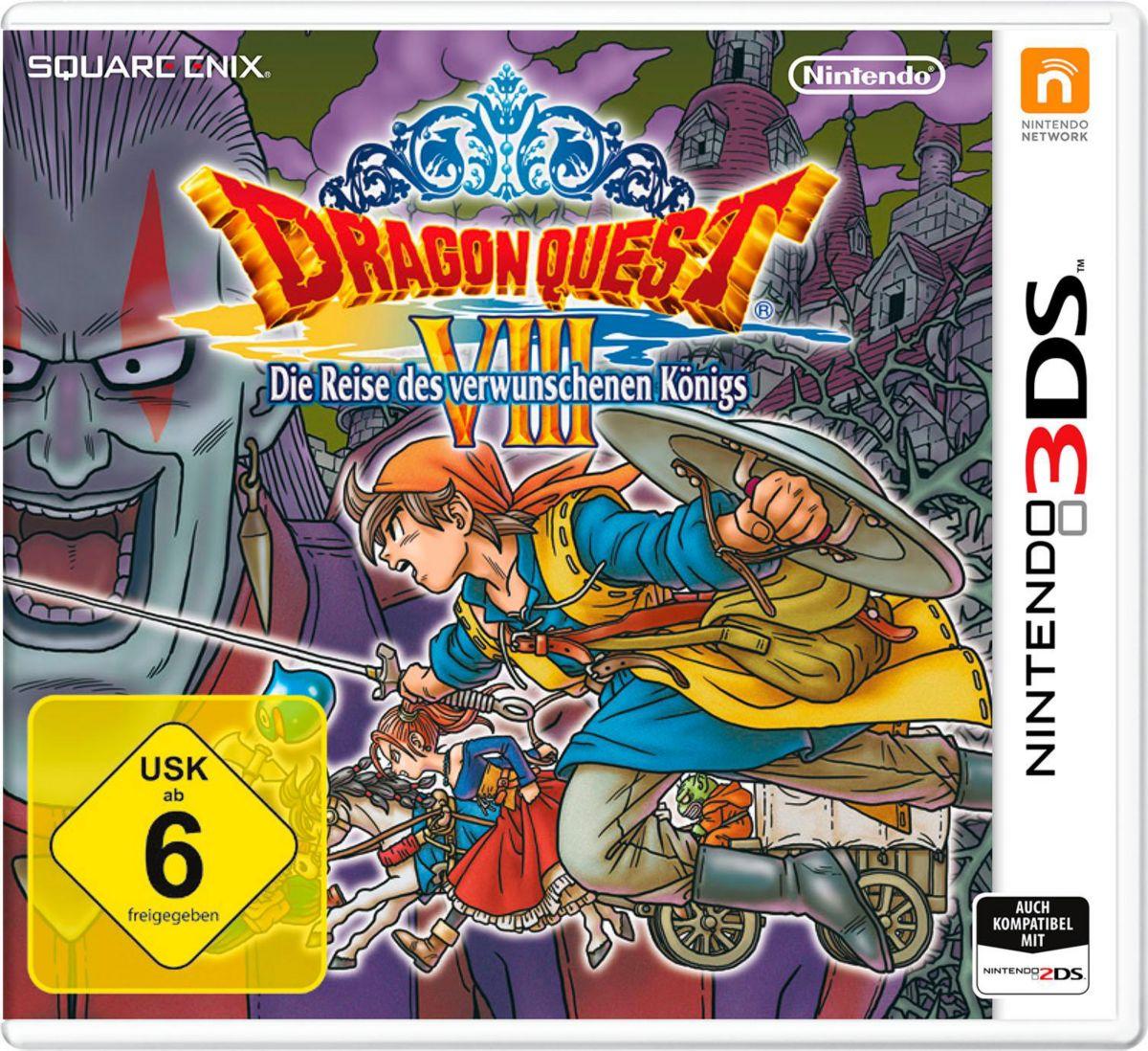 Dragon Quest VIII: Die Reise des verwunschenen ...