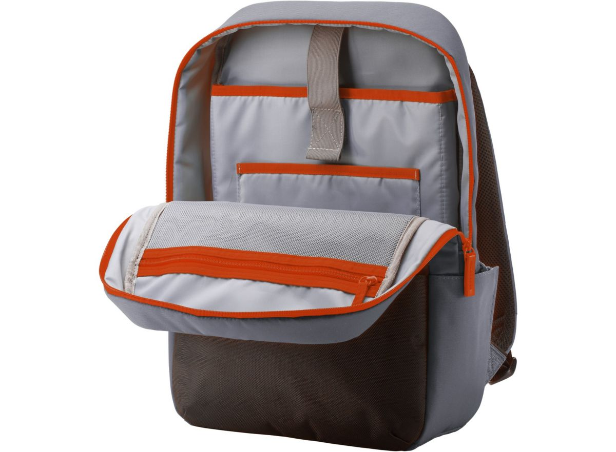 HP Rucksack »15,6\´´ Duotone Backpack Orange«´´