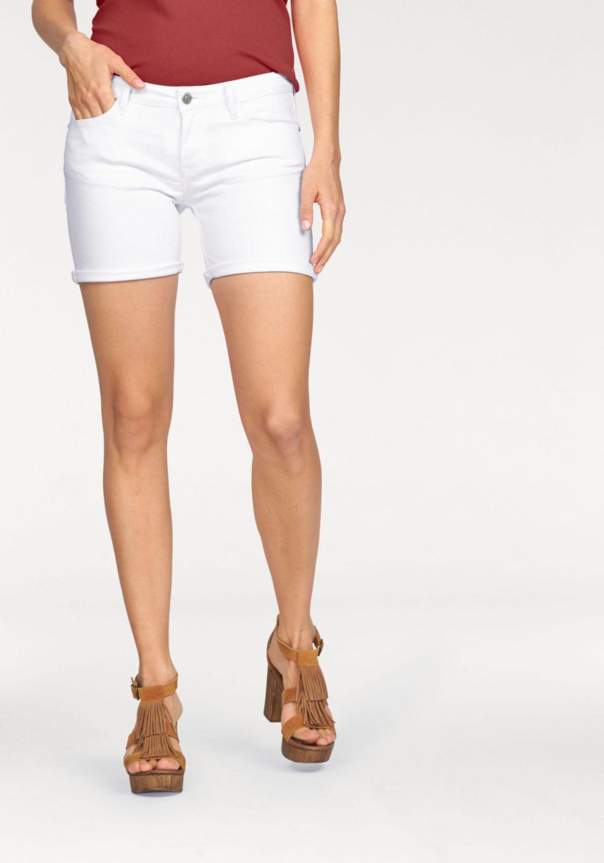Cross Jeans® Shorts »Zena« von Schwab Versand in black - Schwarz für 49,95€