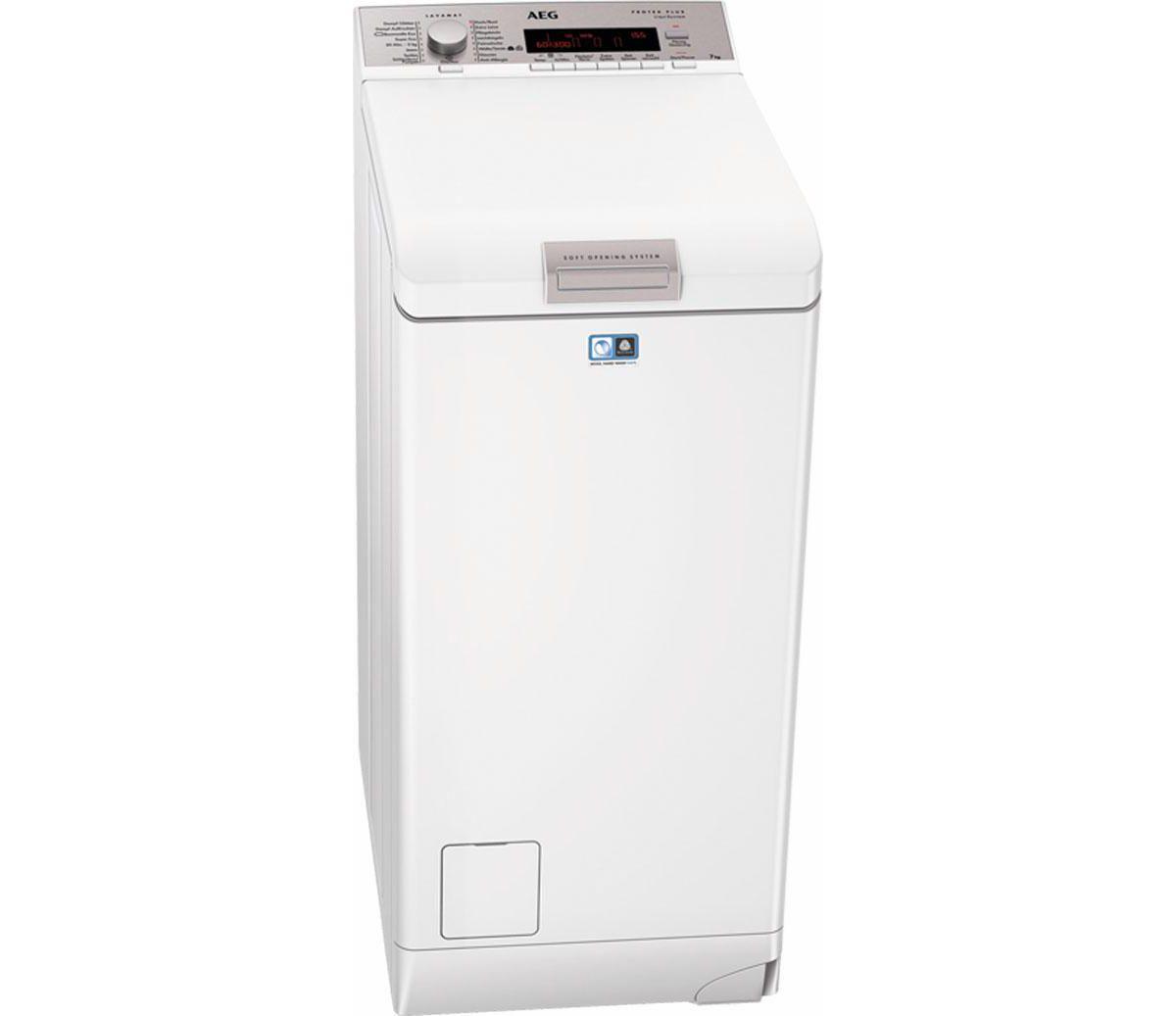 AEG Waschmaschine Toplader LAVAMAT L89375TL, A+...