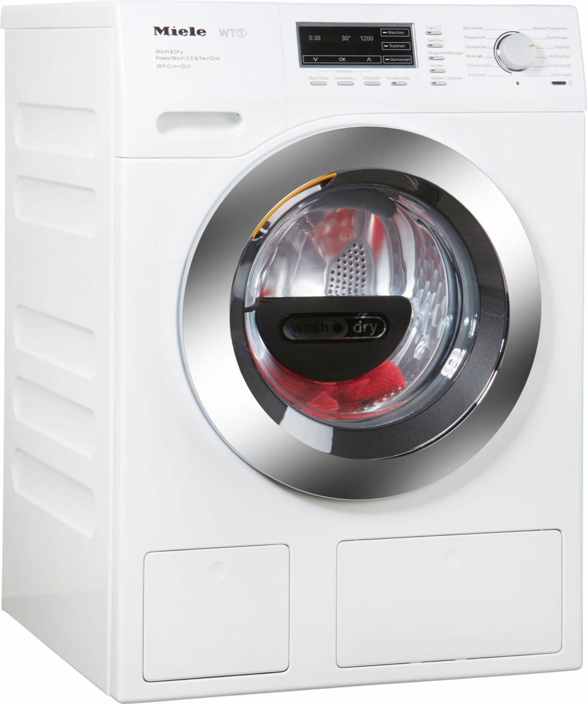MIELE Waschtrockner WTH 730 WPM, A, 7 kg / 4 kg...