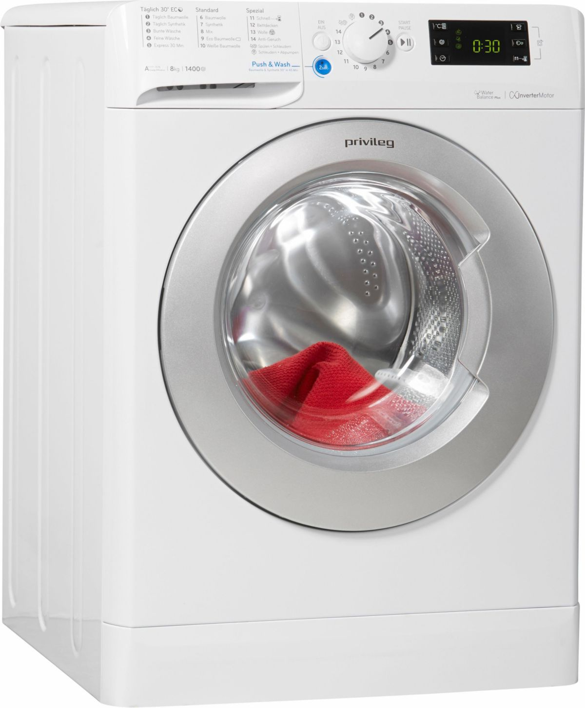Privileg Waschmaschine PWF X 843 S