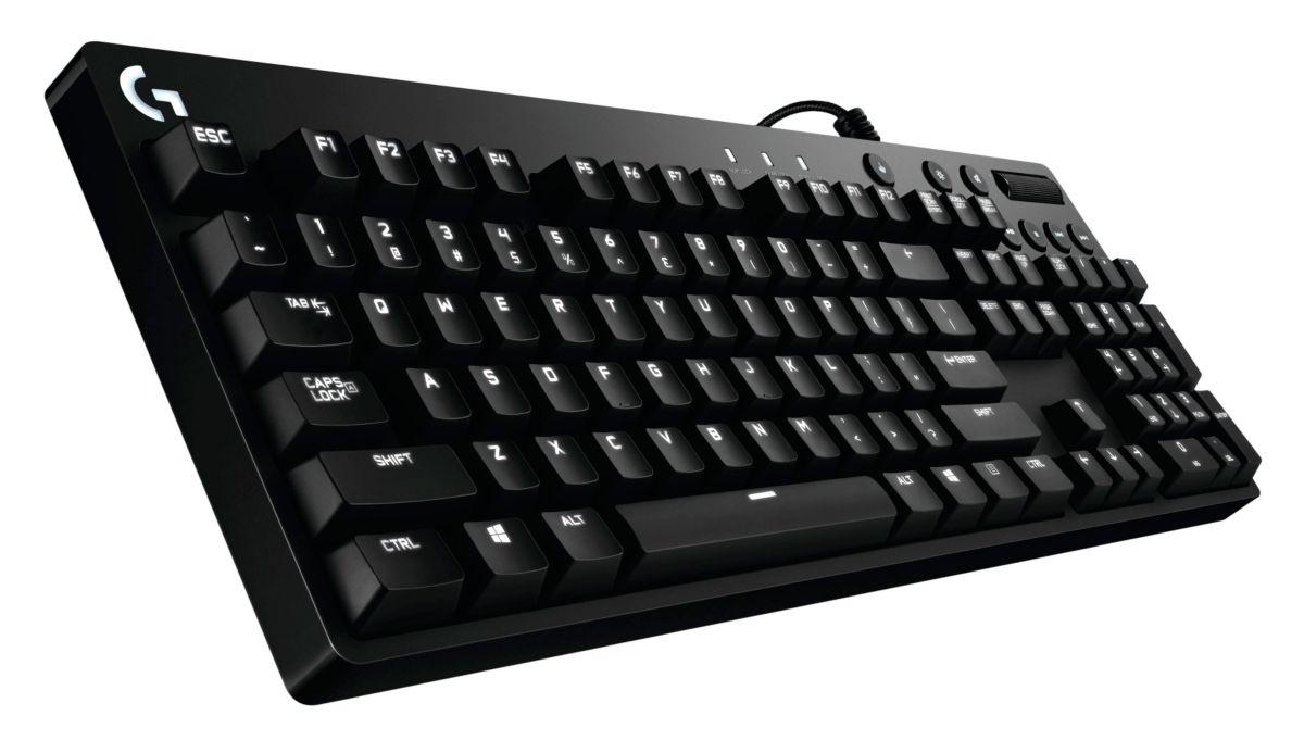 Logitech Games Gaming-Tastatur »G610 Orion Brow...