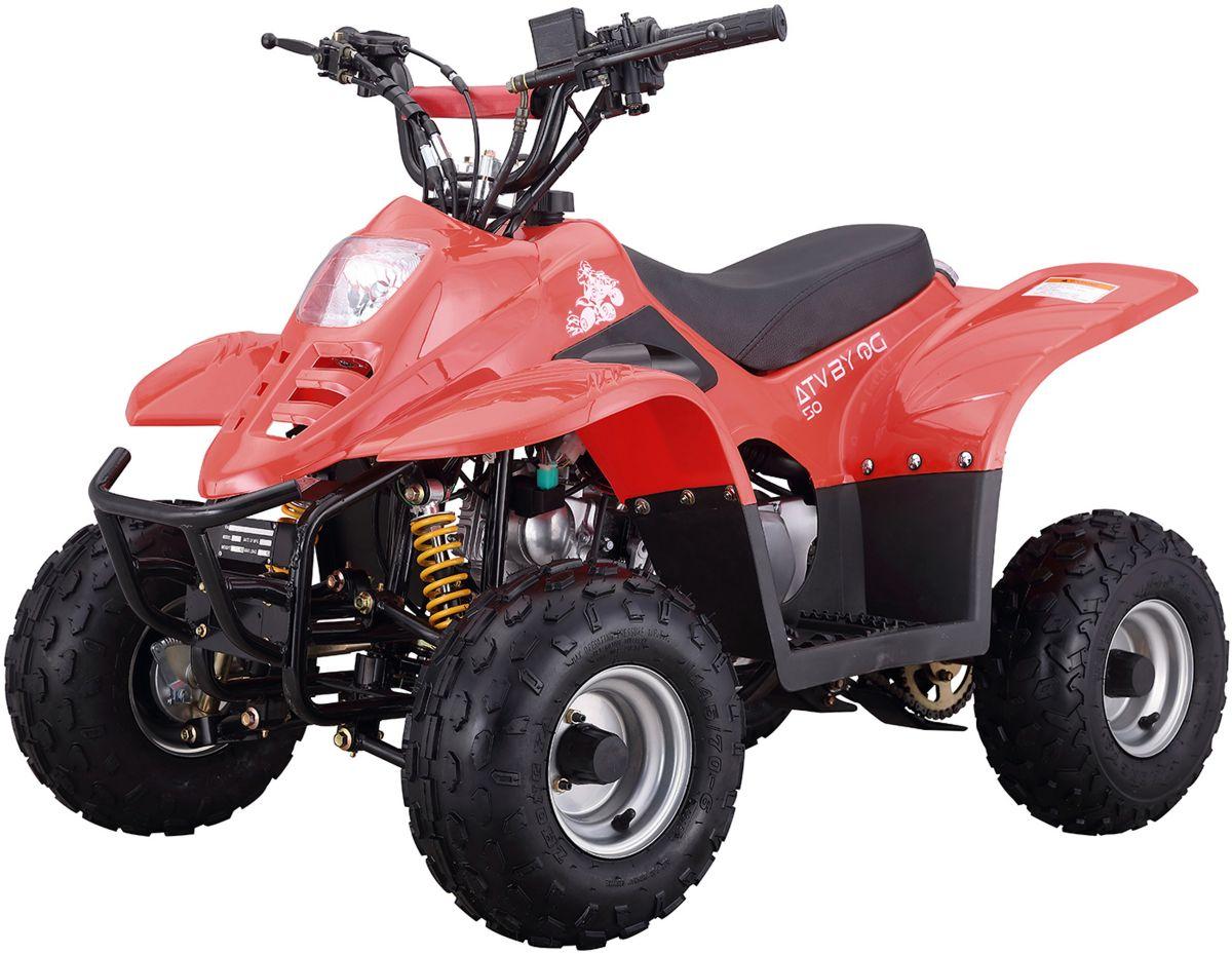 Luxxon Quad »Youngster«, 50 ccm, 45 km/h