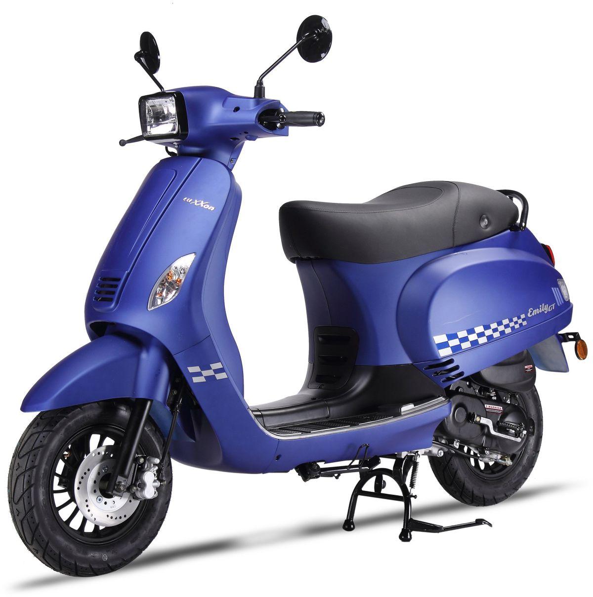Luxxon Motorroller, 50 ccm, 45 km/h, »Emily GT«