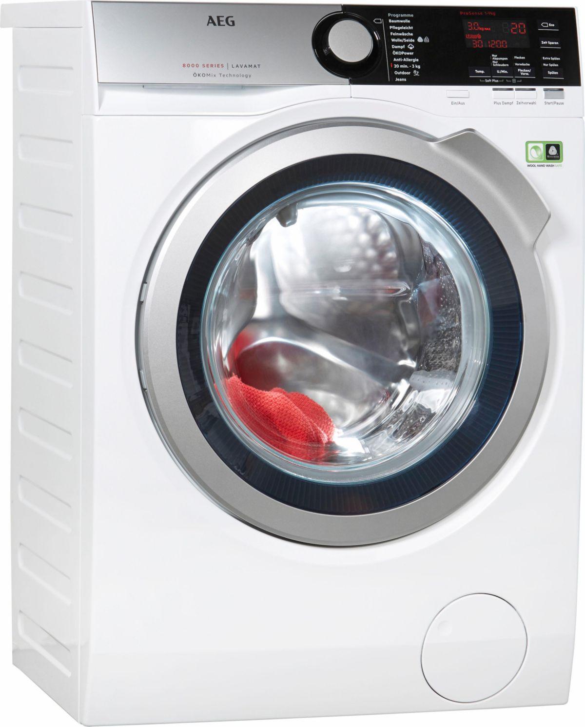 AEG Waschmaschine LAVAMAT L8FE76695