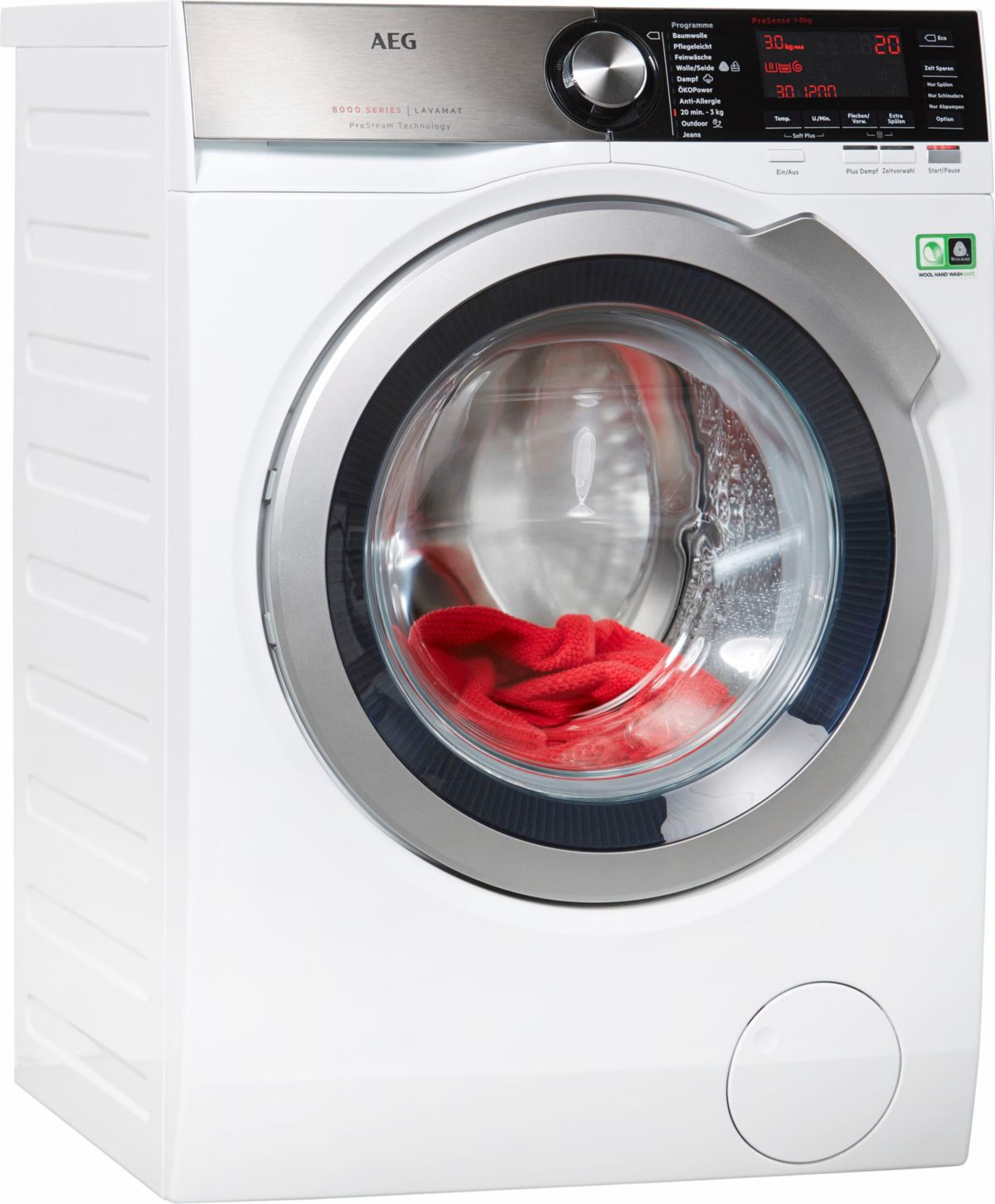 AEG Waschmaschine 8000 LJUBILINE6