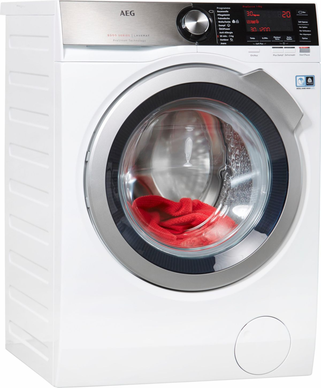 AEG Waschmaschine LAVAMAT L8FE86484, A+++, 8 kg...