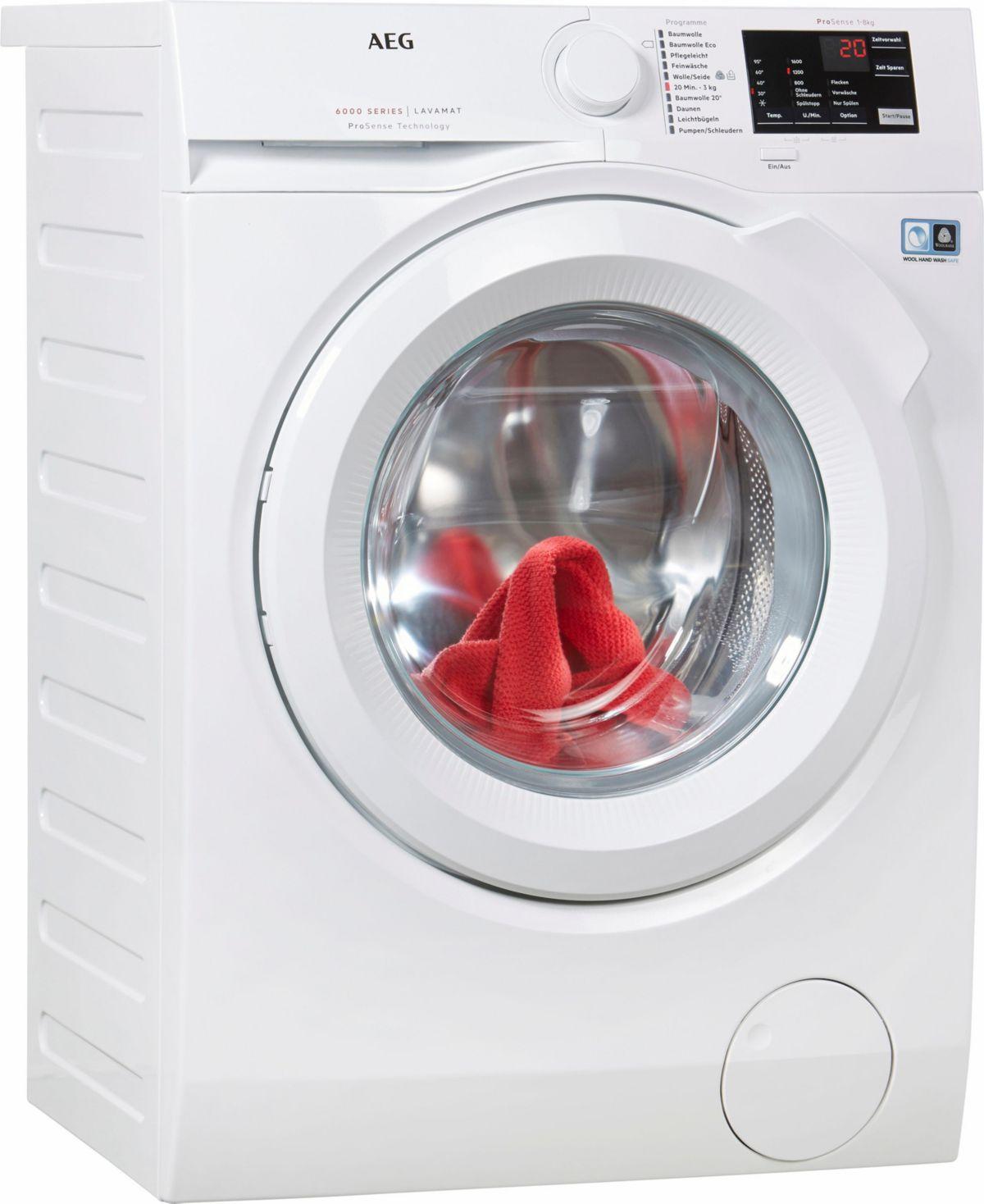 AEG Waschmaschine LAVAMAT L6FB54680