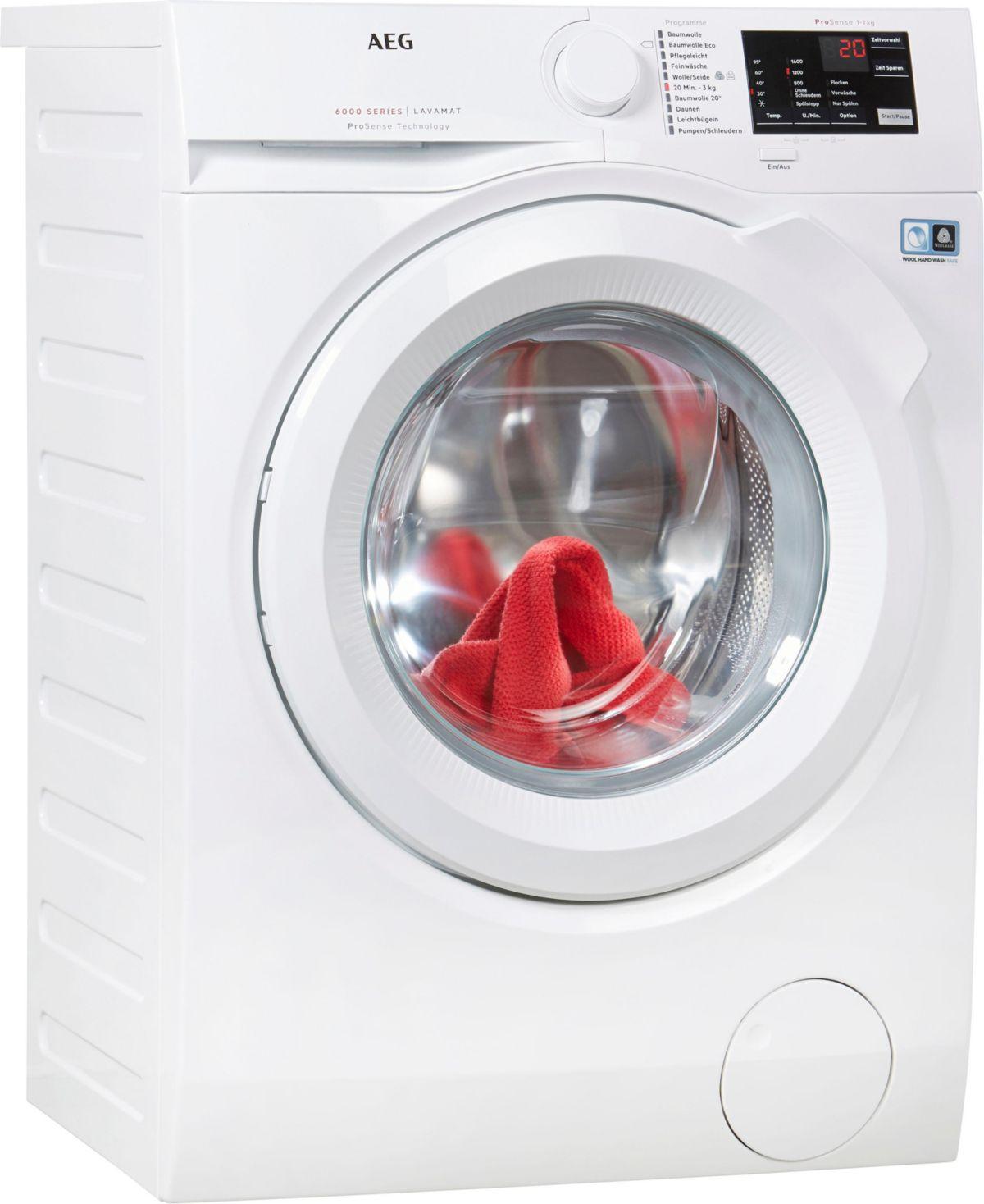 AEG Waschmaschine LAVAMAT L6FB54670