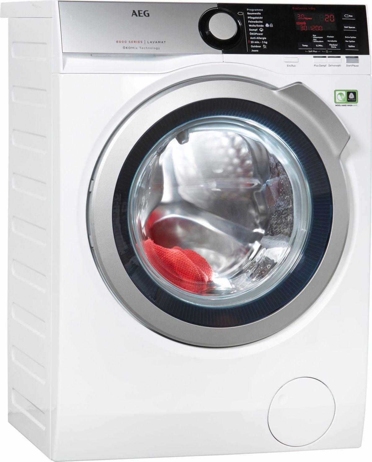 AEG Waschmaschine LAVAMAT L8FE74485