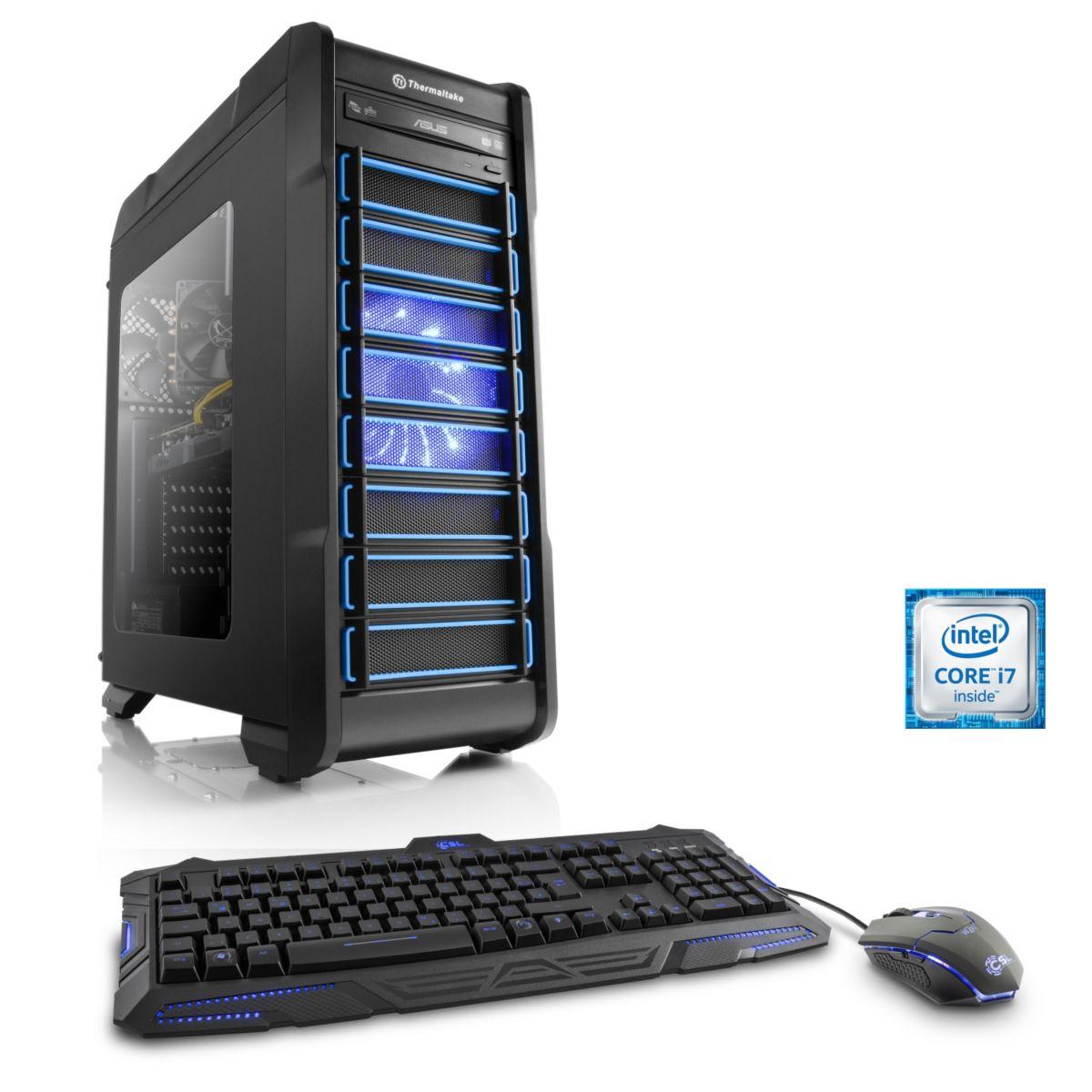 separation shoes 2bf86 32629 CSL Gaming PC i7-6700K   GeForce GTX 1060   16 GB DDR4   240 GB SSD  »Levitas T7820 Windows 10«
