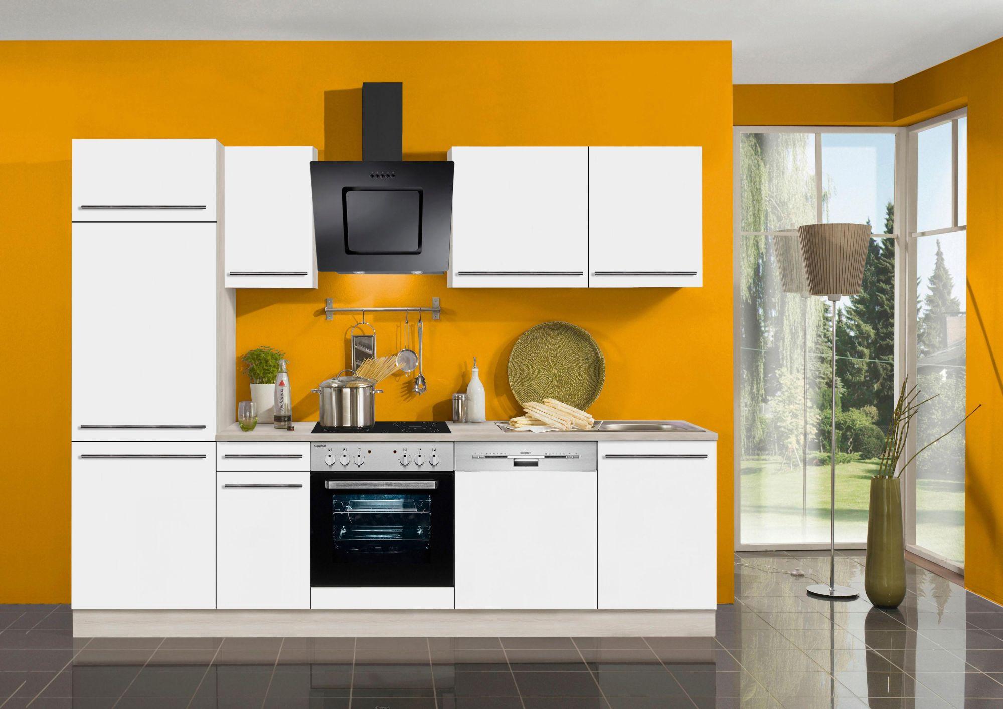 OPTIFIT Küchenzeile Ohne E Geräte »Bern«, Breite 270 Cm