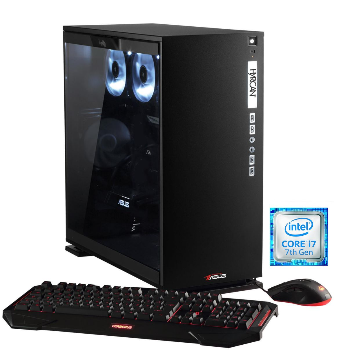 6188e89dc40078 Hyrican Gaming PC Intel® i7-7700K