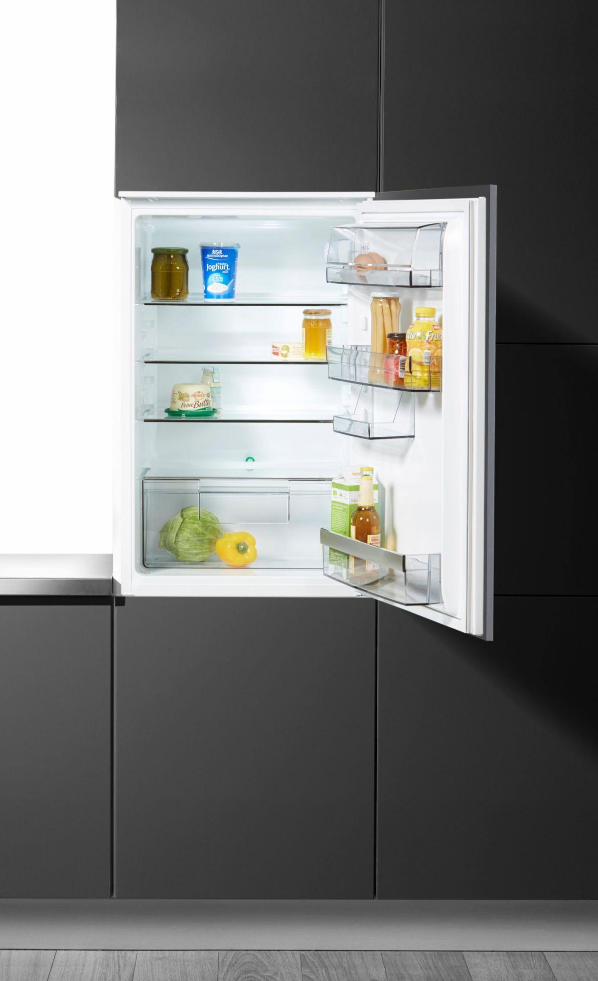 AEG integrierbarer Einbau-Kühlschrank SANTO SKB...