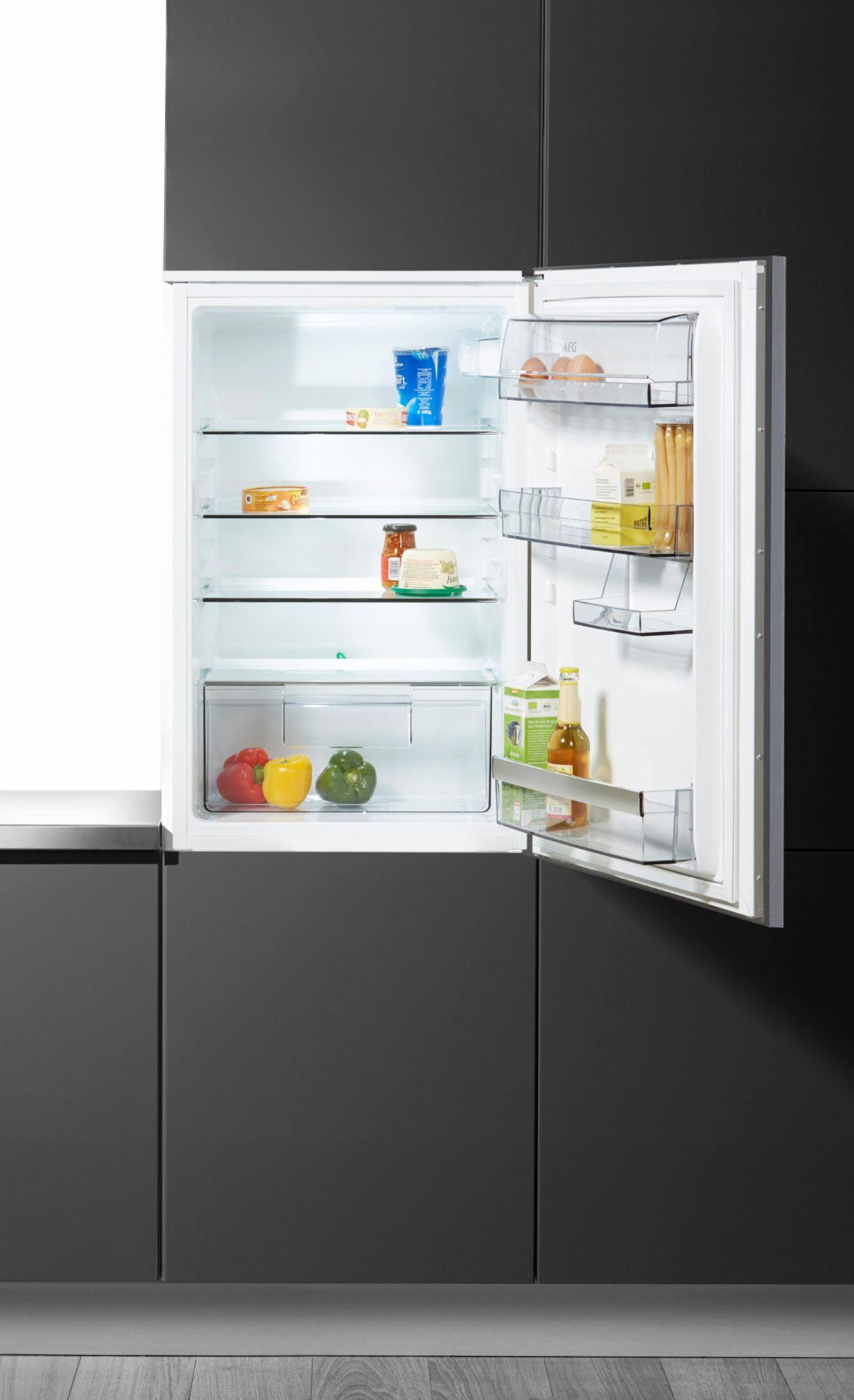 AEG Einbau-Kühlschrank SANTO SKB58831AE, A+++, ...