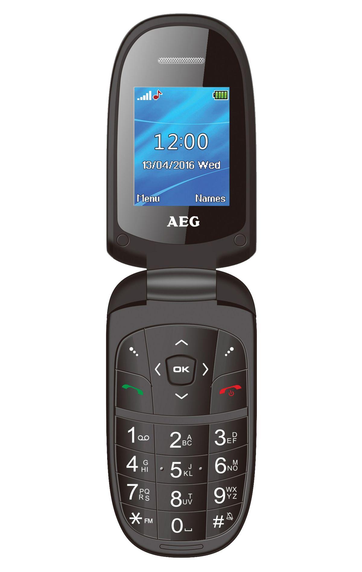 AEG Klapp-Handy »M1500«