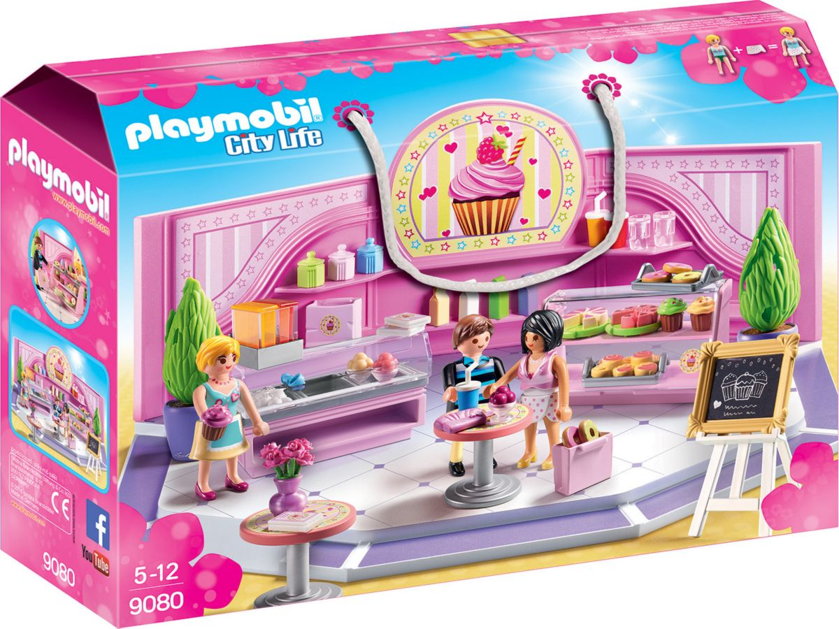 Playmobil® Café »Cupcake« (9080), »City Life«