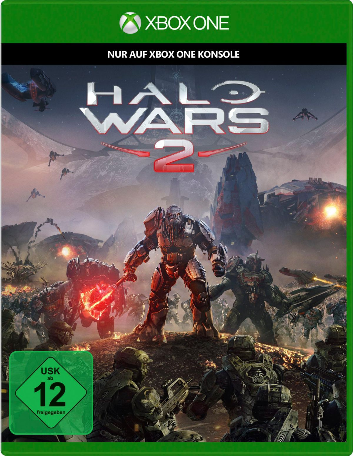 Halo Wars 2 Standard Edition Xbox One