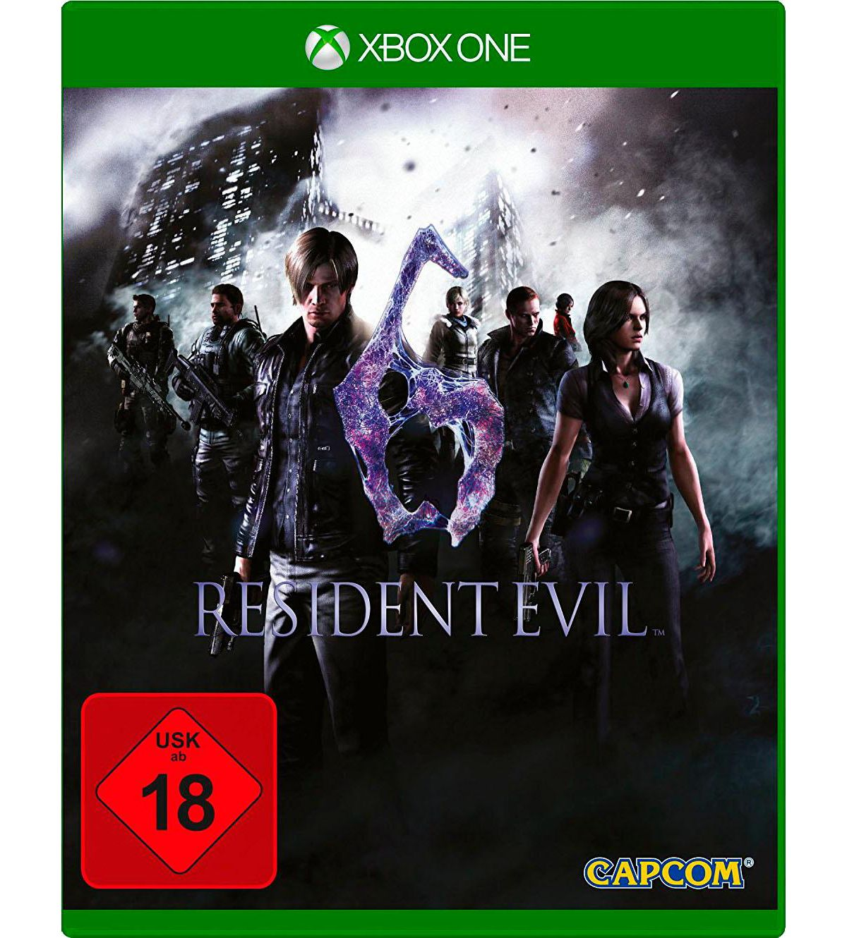 the latest aaf95 6c6a4 Resident Evil 6 Xbox One
