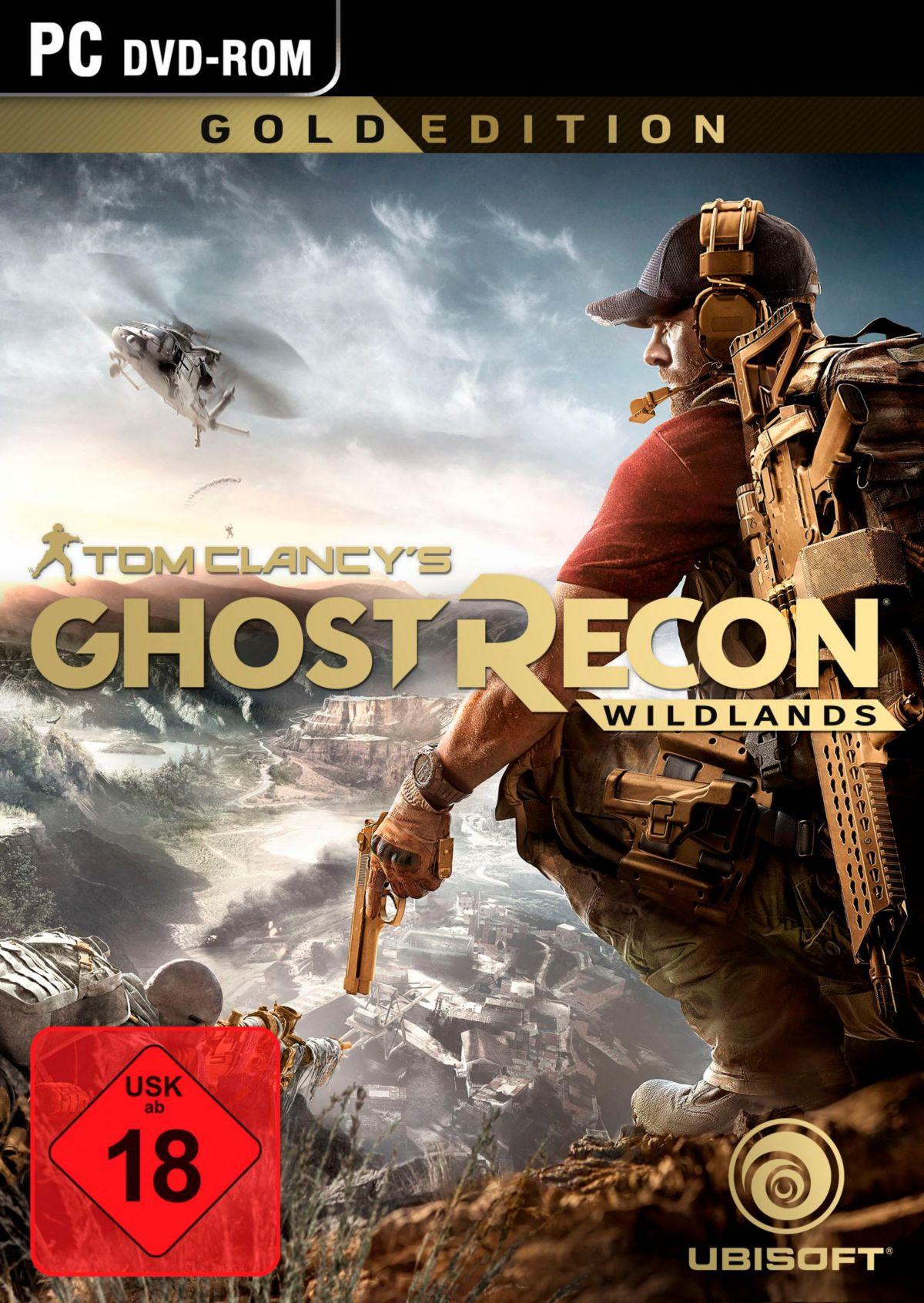 Tom Clancy´s Ghost Recon Wildlands Gold Edition PC
