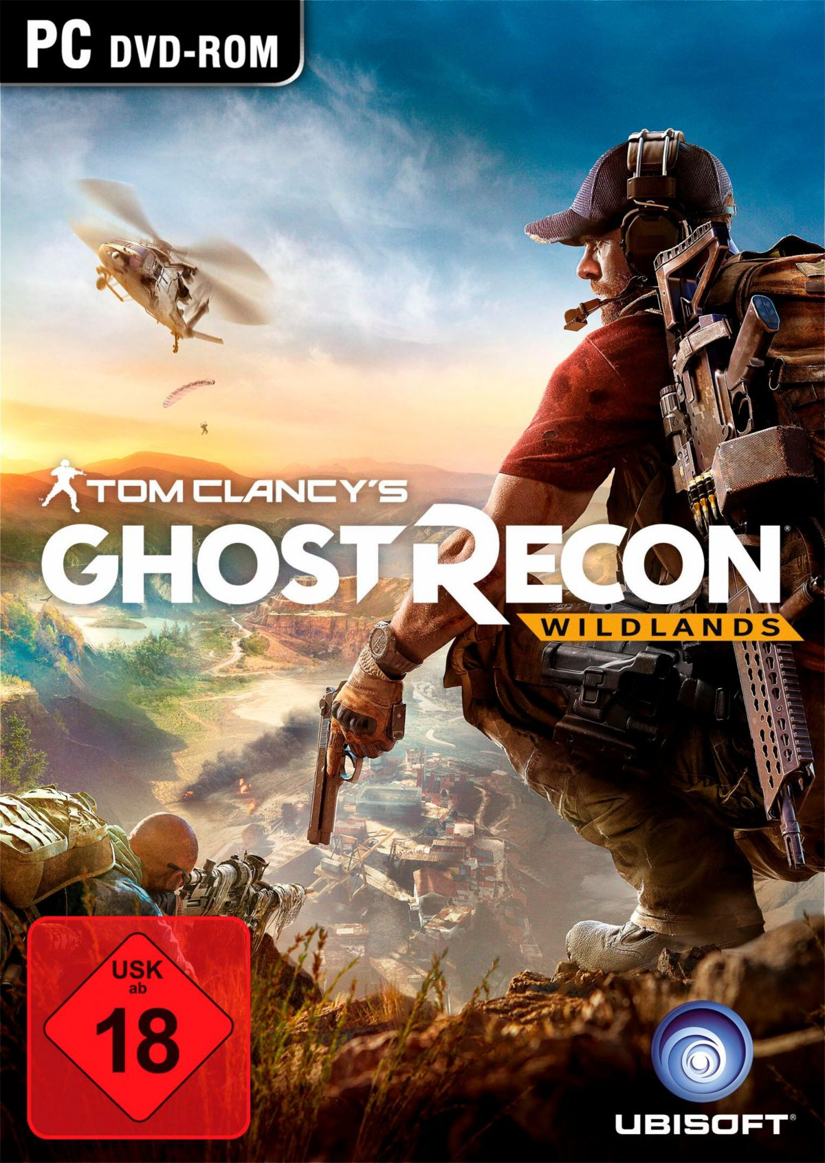Tom Clancy´s Ghost Recon Wildlands PC